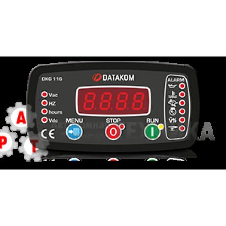 Контроллер DATAKOM DKG-116