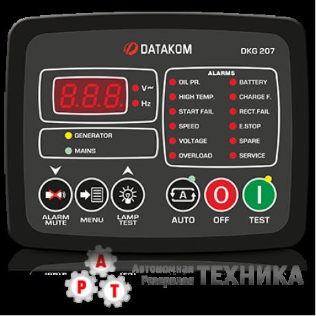 Контроллер DATAKOM DKG-207