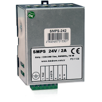 Зарядное устройство SMPS-242 (монтаж на Din-рейку)