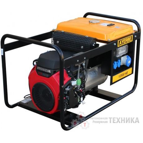Бензиновый генератор AYERBE AY 12500 HE