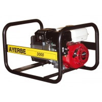 Бензиновый генератор AYERBE AY 3000 H