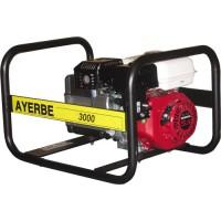 Бензиновый генератор AYERBE AY 3000 K