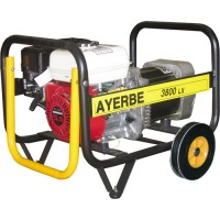Бензиновый генератор AYERBE AY 3800 H