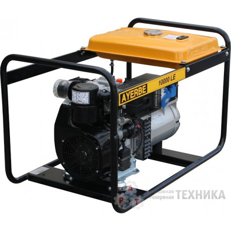 Дизельный генератор AYERBE AY 10000 LE