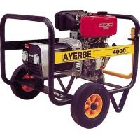 Дизельный генератор AYERBE AY 5000 YE