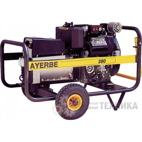 Сварочный генератор AYERBE AY 220T LE DC