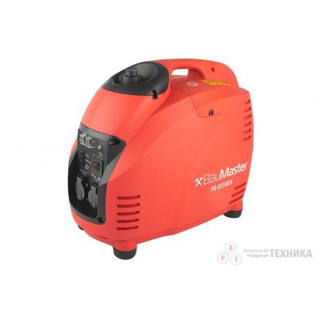 Инверторный генератор BauMaster PG-8720iXX