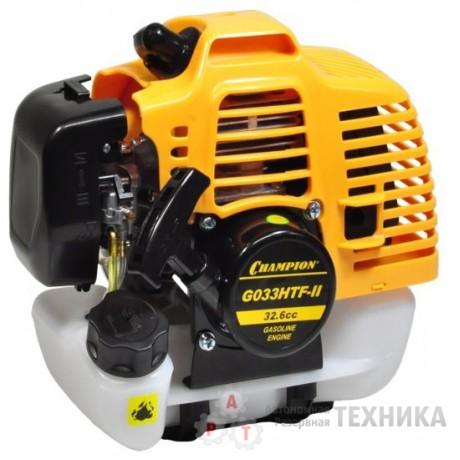 Бензиновый двигатель CHAMPION G033HTF-II