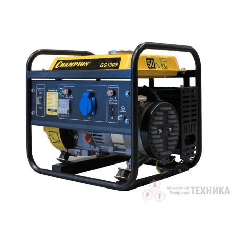 Бензиновый генератор CHAMPION GG1300
