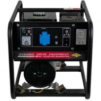 Бензиновый генератор DDE GG2000
