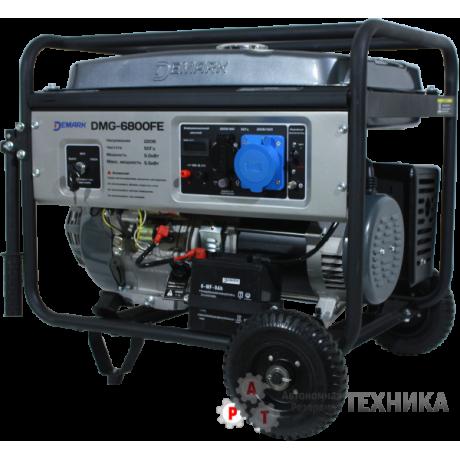 Бензиновый генератор Demark DMG 6800FE