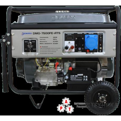 Бензиновый генератор Demark DMG 7500FE ATS