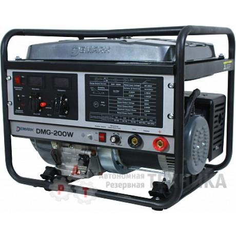 Сварочный генератор Demark DMG 200W