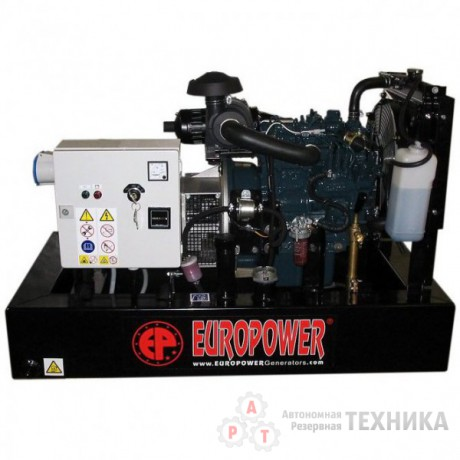 Дизельный генератор Europower EP11DE