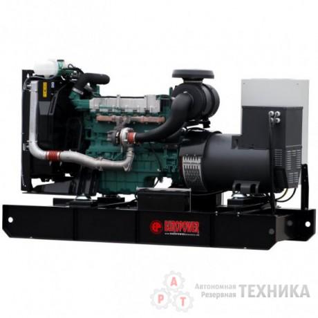 Дизельный генератор Europower EP150TDE