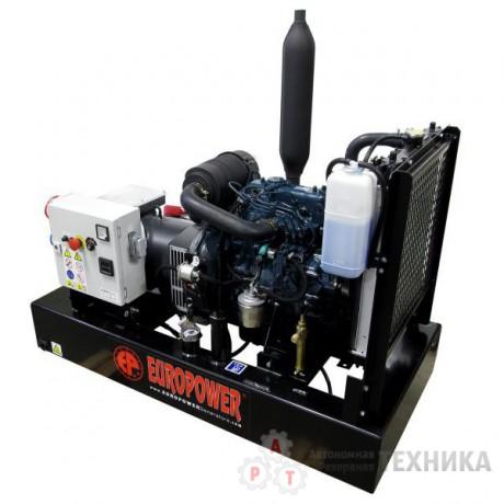 Дизельный генератор Europower EP20TDE