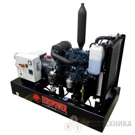 Дизельный генератор Europower EP243TDE
