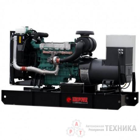 Дизельный генератор Europower EP250TDE