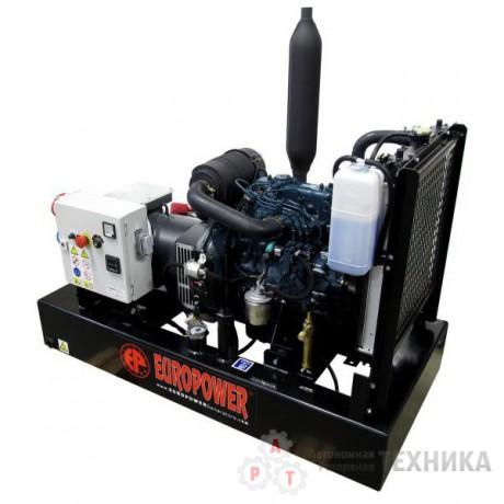Дизельный генератор Europower EP34TDE
