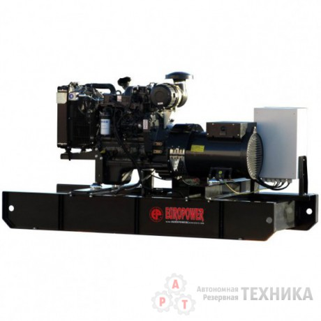 Дизельный генератор Europower EP60TDE