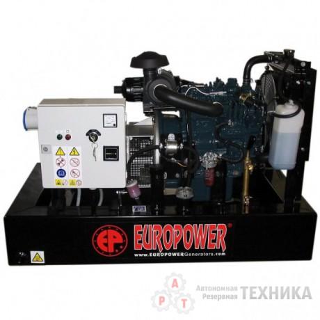 Дизельный генератор Europower EP8DE