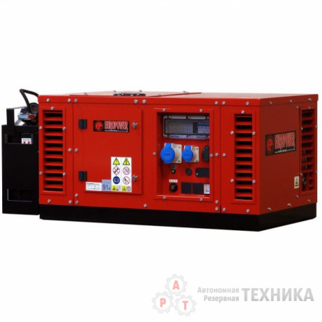 Бензиновый генератор Europower EPS12000E