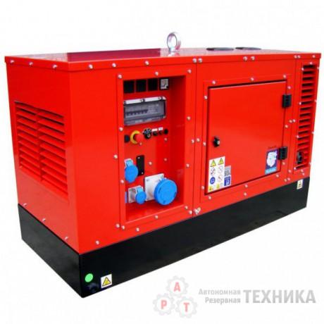Дизельный генератор Europower EPS163DE с подогревом ОЖ