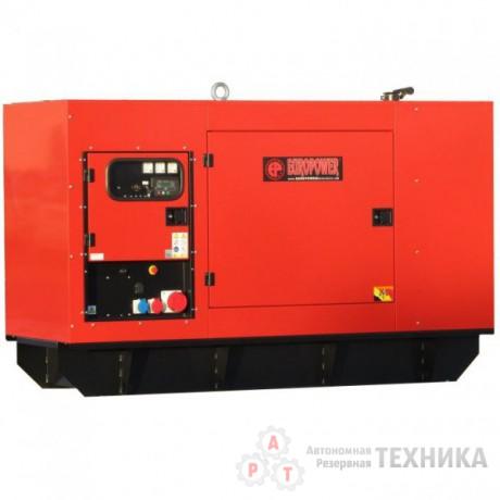 Дизельный генератор Europower EPS200TDE