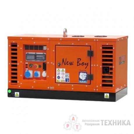 Дизельный генератор Europower EPS73DE