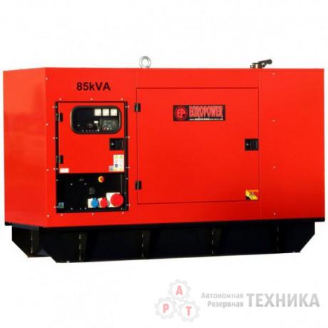 Дизельный генератор Europower EPS85TDE