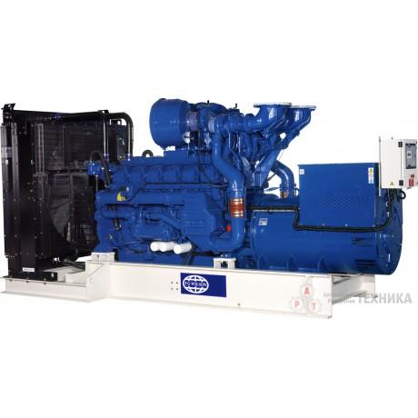Дизельный генератор FG Wilson P1350P1 / P1500E1