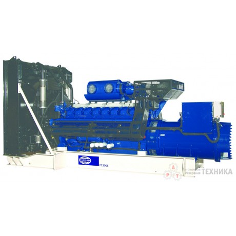 Дизельный генератор FG Wilson P2250-1 / P2250-1E
