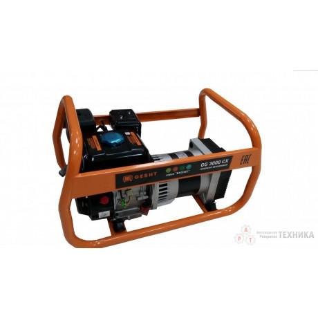 Бензиновый генератор GESHT GG3000СX