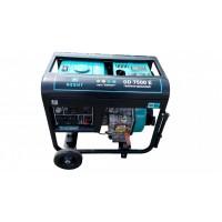 Дизельный генератор GESHT GD7500E