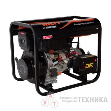 Дизельный генератор HILTT GF6500JE