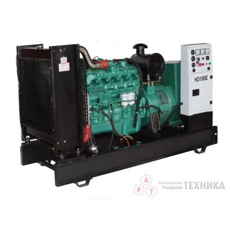 Дизельный генератор HILTT HD100E3Cum