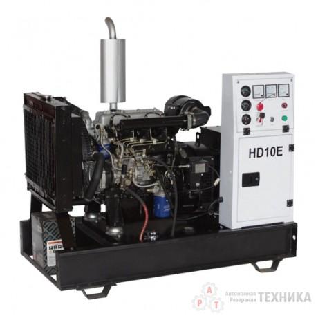 Дизельный генератор HILTT HD10E