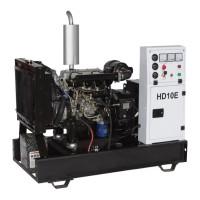 Дизельный генератор HILTT HD10E3
