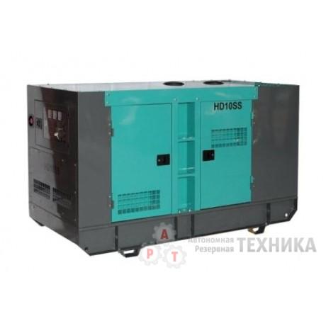 Дизельный генератор HILTT HD10SS3