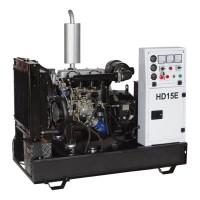 Дизельный генератор HILTT HD15E