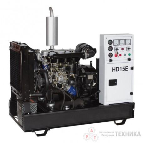 Дизельный генератор HILTT HD15E3