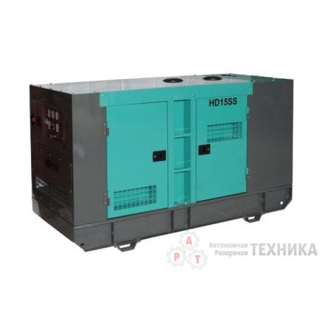 Дизельный генератор HILTT HD15SS