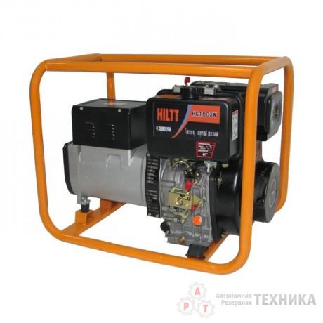 Сварочный генератор HILTT HD180XW
