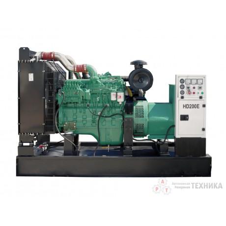 Дизельный генератор HILTT HD200Е3Cum