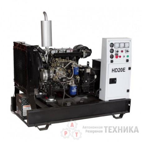 Дизельный генератор HILTT HD20E3