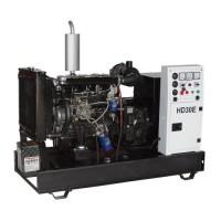 Дизельный генератор HILTT HD30E