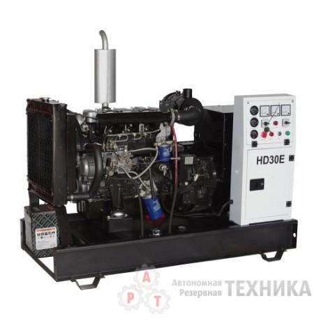 Дизельный генератор HILTT HD30E3