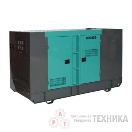 Дизельный генератор HILTT HD30SS3
