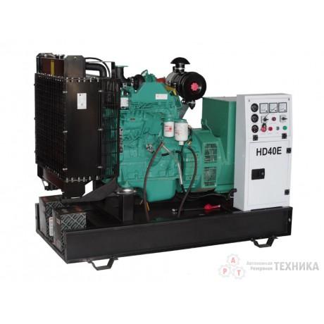 Дизельный генератор HILTT HD40E3Cum