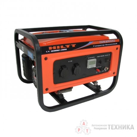 Бензиновый генератор HILTT HG2500X